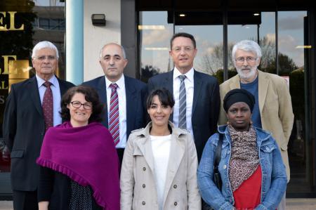 Les élus d'Union Pour Saint-Dié (avril 2014)