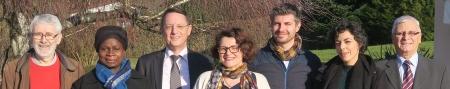 Les élus d'Union Pour Saint-Dié (2017)