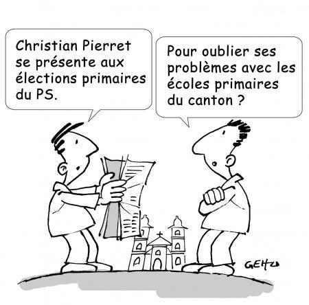 Echo des Vosges du 03/12/10 (Tous droits réservés)