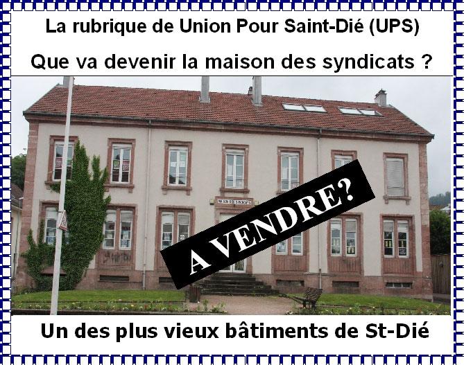 Patrimoine union pour saint di - Union des syndicats de l immobilier ...